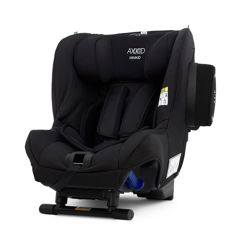 Axkid Minikid Shell Black Premium 0-25 kg model 2020